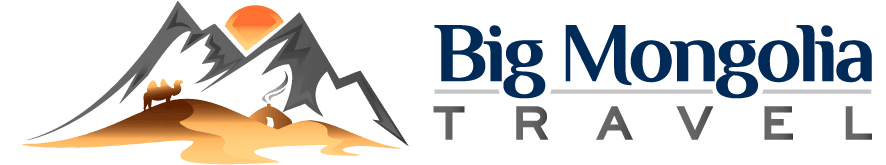 Big Mongolia Travel Logo