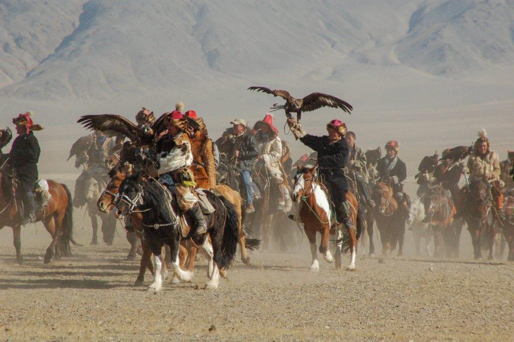 Eagle Hunters Riding-2