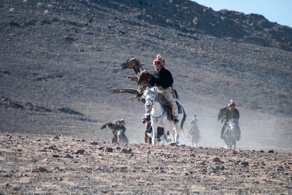 Eagle Hunters Riding-3