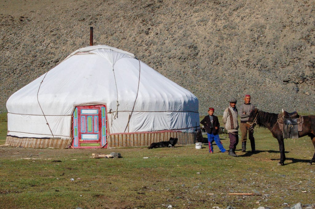 Kazakh Ger