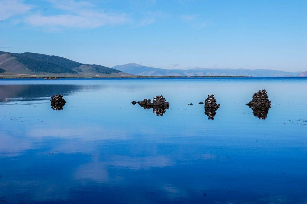 Tsagaan lake 2