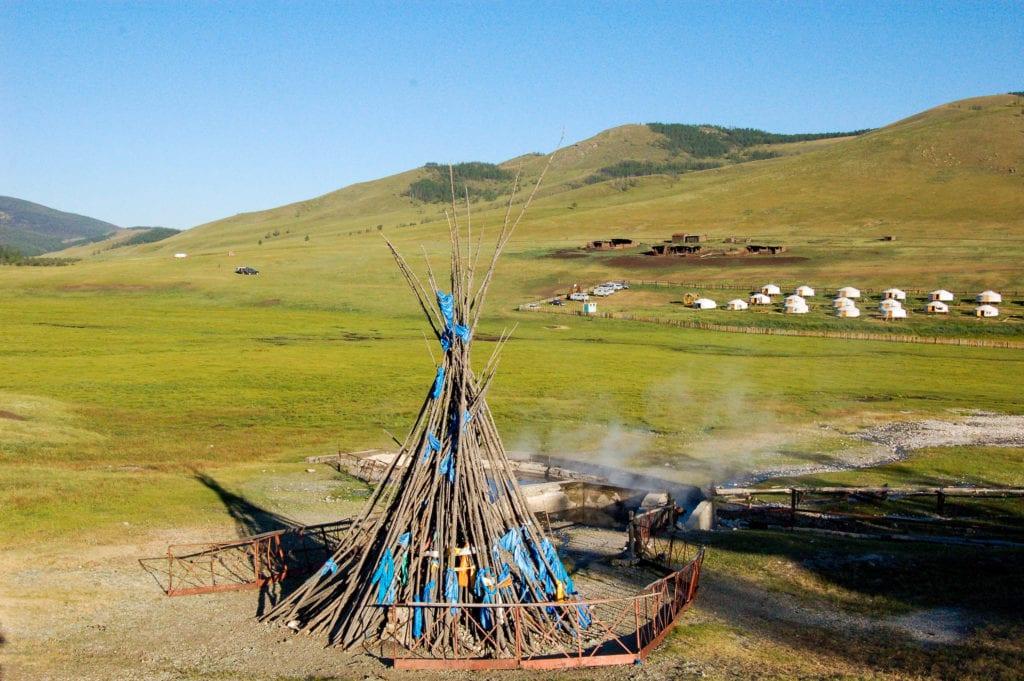 Tsenkher Hot spring (2)