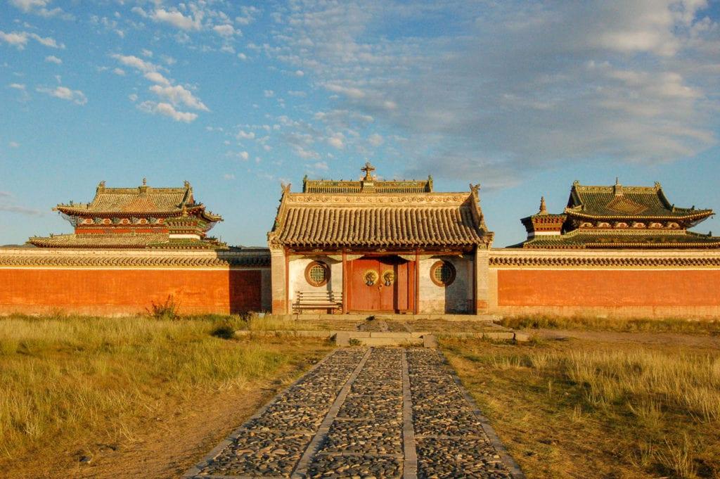(main pic)Erdene-Zuu gates
