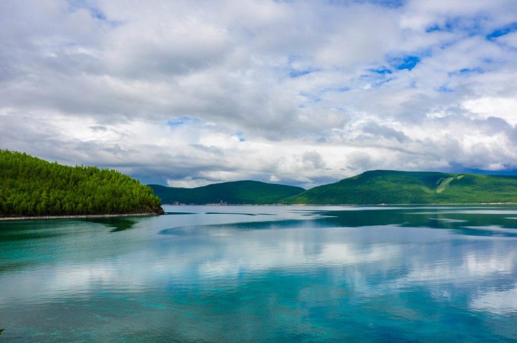 (main pic)Lake khovsgol
